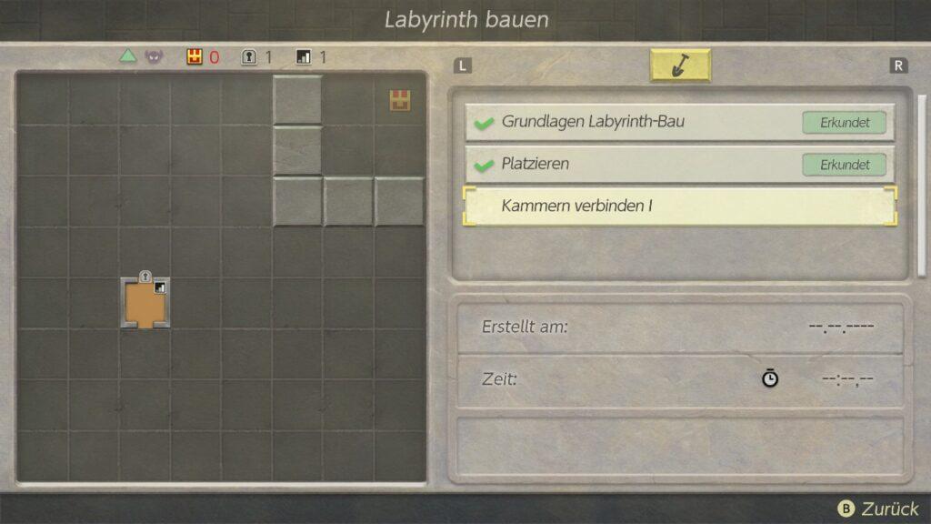 Link's Awakenings Dungeon Builder