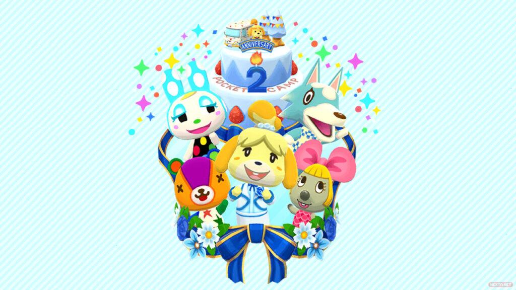 Animal Crossing: Pocket Camp feiert das zweijährige Jubiläum