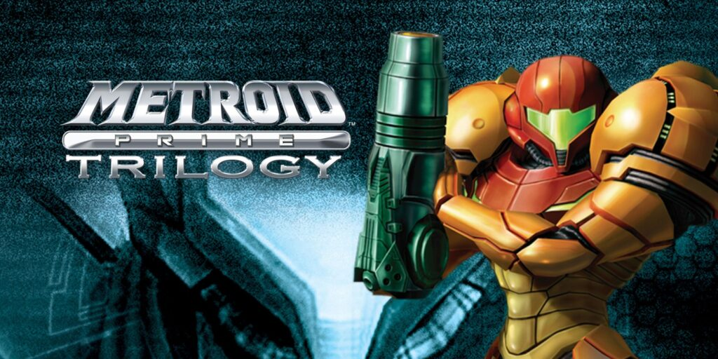 Gerüchteweise soll die Metroid Prime Trilogie einer der beiden Metroid-Titel sein