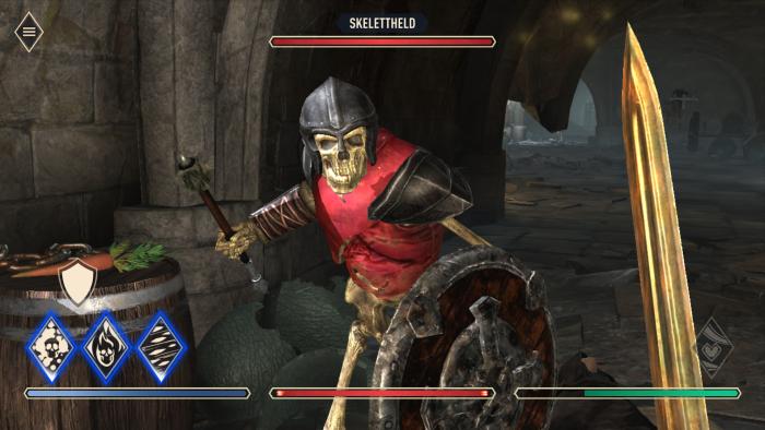 The Elder Scrolls: Blades wurde leider verschoben