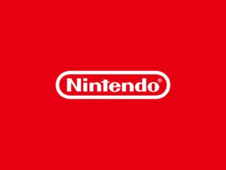 Das Bild zeigt das offizielle Nintendo Logo