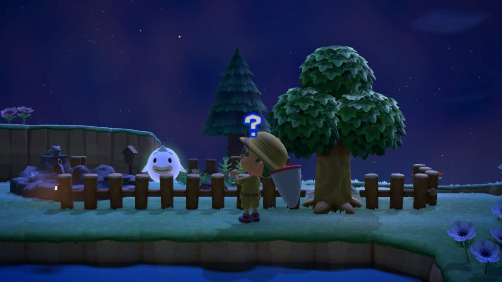 "Das Bild zeigt Buhu in ""Animal Crossing: New Horizons""."