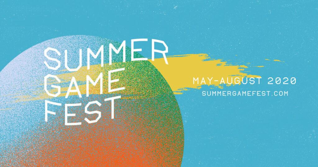 Das Bild zeigt den Zeitraum zum Summer Game Fest von Geoff Keighley.