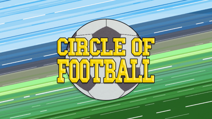 Circle of Football Titelbild