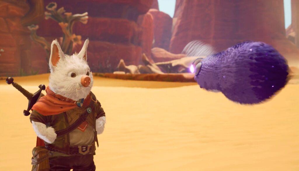 """Das Bild zeigt einen Teaser von """"Earthlock 2""""."""