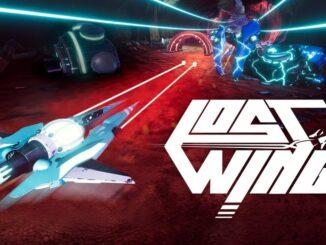 Lost Wing Titelbild